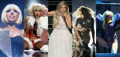 Las mejores y más épicas performance de Lady Gaga