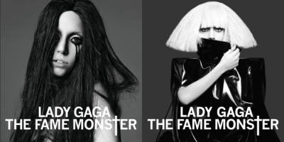 Significado de la portada de The Fame Monster
