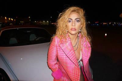 Lady Gaga canta 'Frankensteined', nueva canción, durante el Joanne World Tour