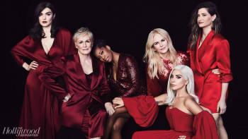Lady Gaga es portada de Hollywood Reporter's Actress Roundtable