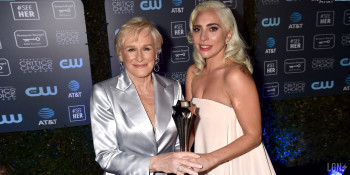 Lady Gaga y Glenn Close empatan a Mejor Actriz en los Critics' Choice Awards 2019