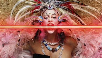 Lady Gaga en V Magazine Nº 118