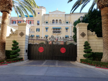 ¿Por qué Gaga decidió tener su residencia en Las Vegas?