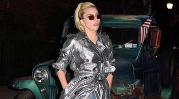3.1 Phillip Rim: Lady Gaga pasea por Manhattan