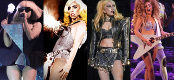 TOP 5: Lo mejor de los conciertos de Lady Gaga
