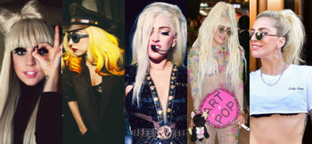 Los singles cancelados de Lady Gaga