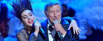 Traducción de I Won't Dance, Cheek To Cheek, Lady Gaga y Tony Bennett