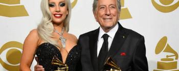 Lady Gaga y Tony Bennett, triunfales en los Grammys 2015 con Cheek To Cheek
