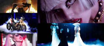Las canciones de Lady Gaga y Fernando Garibay