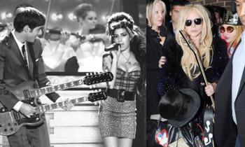 Lady Gaga y Mark Ronson juntos: reviviendo a Amy Winehouse