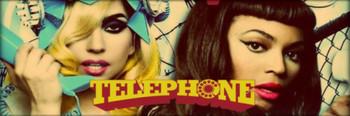 Traducción de Telephone, Lady Gaga, The Fame Monster