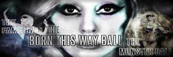 ¿Qué diferencias hay entre las tres primeras giras de Lady Gaga?