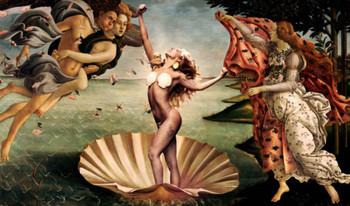 ¿Por qué Lady Gaga inspira su última imagen en la Venus de Botticelli?