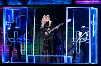 Significado de Electric Chapel, Born This Way, Lady Gaga