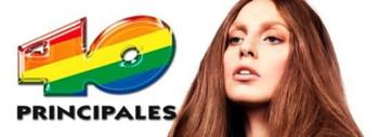 PROYECTO - Apoya a Lady Gaga en la lista de los 40 Principales España