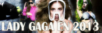 ¿Cómo ha sido el 2013 para Lady Gaga?