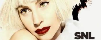 Lady Gaga en Saturday Night Live (16/11/2013)