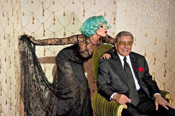Tony Bennett asegura que Lady Gaga tendrá una gran carrera como actriz
