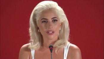 """Resumen de la conferencia de prensa para """"A Star Is Born"""" en Venecia"""