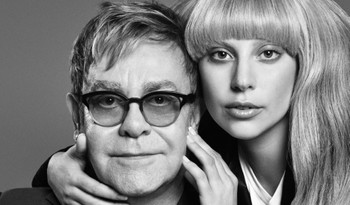Lyrics y traduccción al español de Sine For Above, CHROMATICA, Lady Gaga fear. Elton John