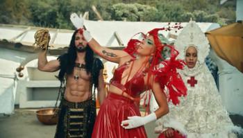Análisis videoclip 911 Lady Gaga Chromatica